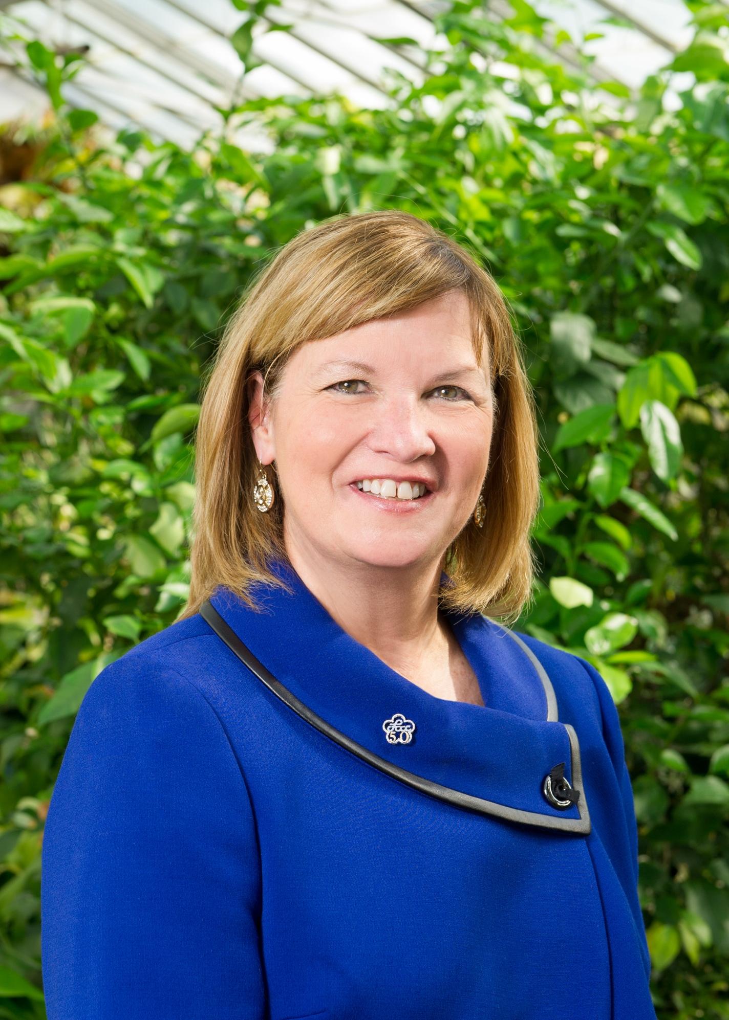 LCCC President Dr. Marcia Ballinger